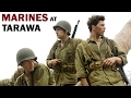 U.S. Marines in Battle of Tarawa | 1943 | WW2 Documentary in Color