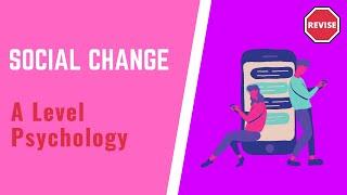 As Psychology - Social Change