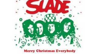 "Slade Merry Christmas Everybody 12"" Extended Remix"