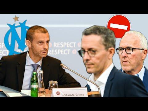 L'OM FINALEMENT EXCLUT DE LA LIGUE DES CHAMPIONS 2020/21 PAR L'UEFA ? #LN