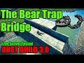 Bear Trap Bridge - Rust Trap Base - Rust 3.0