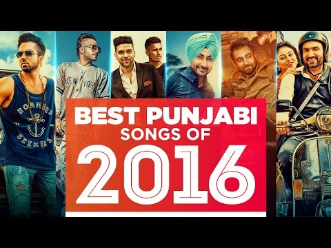 """Best Punjabi Songs"" of 2016 