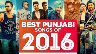 """Best Punjabi Songs"" of 2016 (Audio) T-Series Top 10 Punjabi Songs 