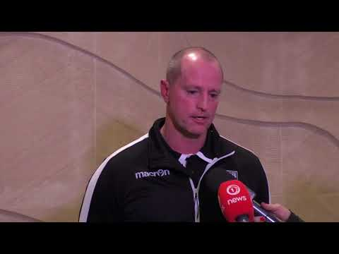 Michael Maguire press conference