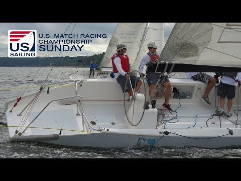 U.S. Match Racing Championship - Sunday