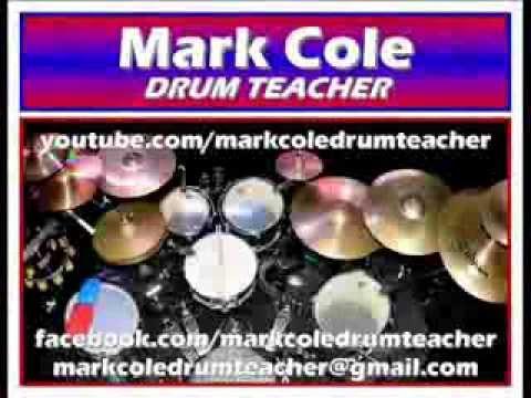 Mark Cole drum teacher--video brochure 2.1