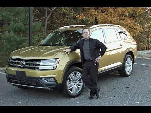 2018 VW Atlas Car Test Drive & Review