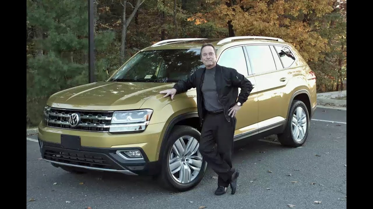 2018 VW Atlas Car Test Drive & Review - YouTube
