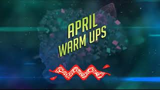 Gambar cover DEMO WARMUP ABRIL 2018 VOL 3  DANGEROUS   BY DJ EDGAR