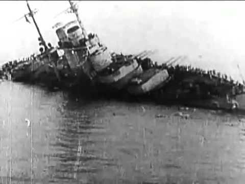 A Szent István hadiahajó elsülyedése 1918. június 10-én