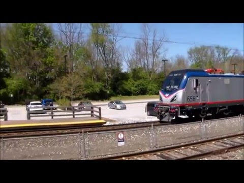 The Pennsylvanian train 42 and a Keystone Part 10
