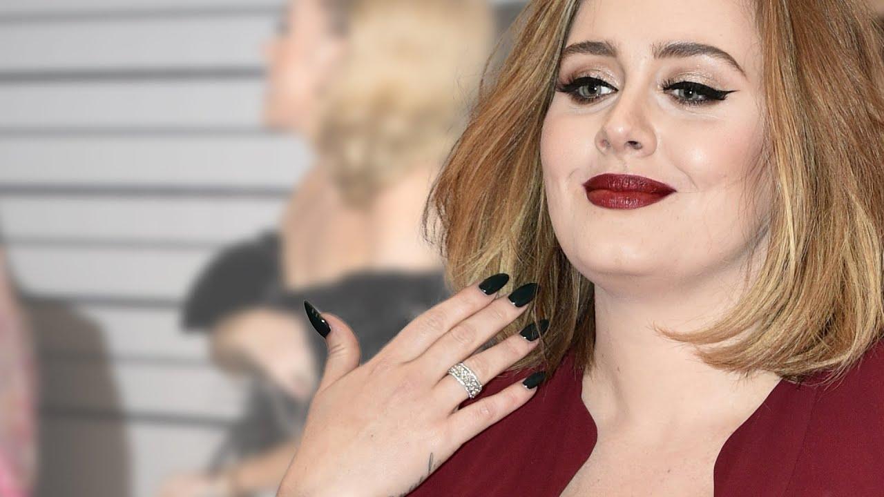 Adele Wow Auf Diesem Neuen Foto Hatten Wir Sie Fast Nicht
