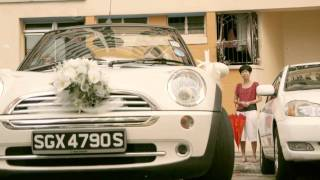 Tattoo & Sharon SDE - Wedding Video Singapore - Cream Pictures Thumbnail