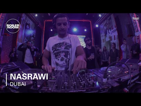 Nasrawi Boiler Room & adidas Originals Dubai DJ Set