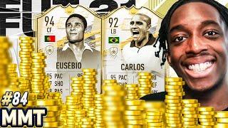 EUSEBIOOOOOOO! IFW OR NAH?!?! 10 MILLION COINS SPLASHED! 💰💸💸 S2 - MMT#84
