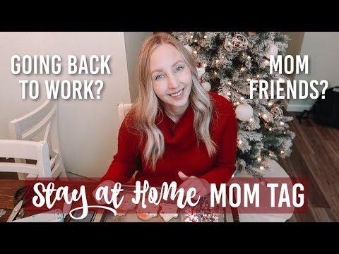 STAY AT HOME MOM TAG 2018 | Britt Domanski. http://bit.ly/2Q6cQQf
