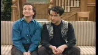 Balki and Larry host I Love Saturday Night - 2/1/92