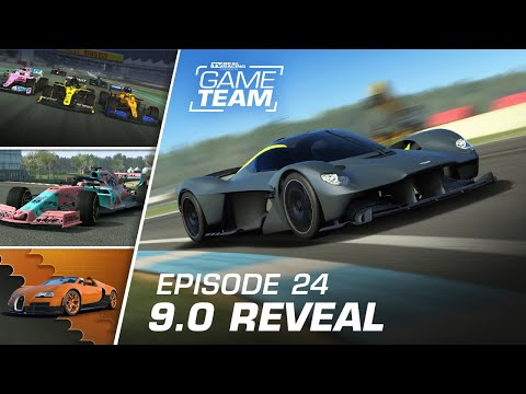 Real Racing 3: Game Team – Formula 1®, NASCAR & Aston Martin Valkyrie 9.0