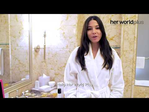 Jessica Gomes' 9-step makeup routine for a party look
