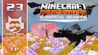 Minecraft Dimensions : Elemental Dragons (S4)   Ep.23 - Le pain d'épices qui avait peur