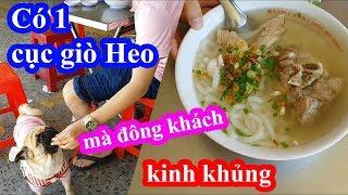 Bánh canh Trảng Bàng nổi tiếng nhất Vũng Tàu có gì ngon mà người Sài Gòn vào ăn tới tấp