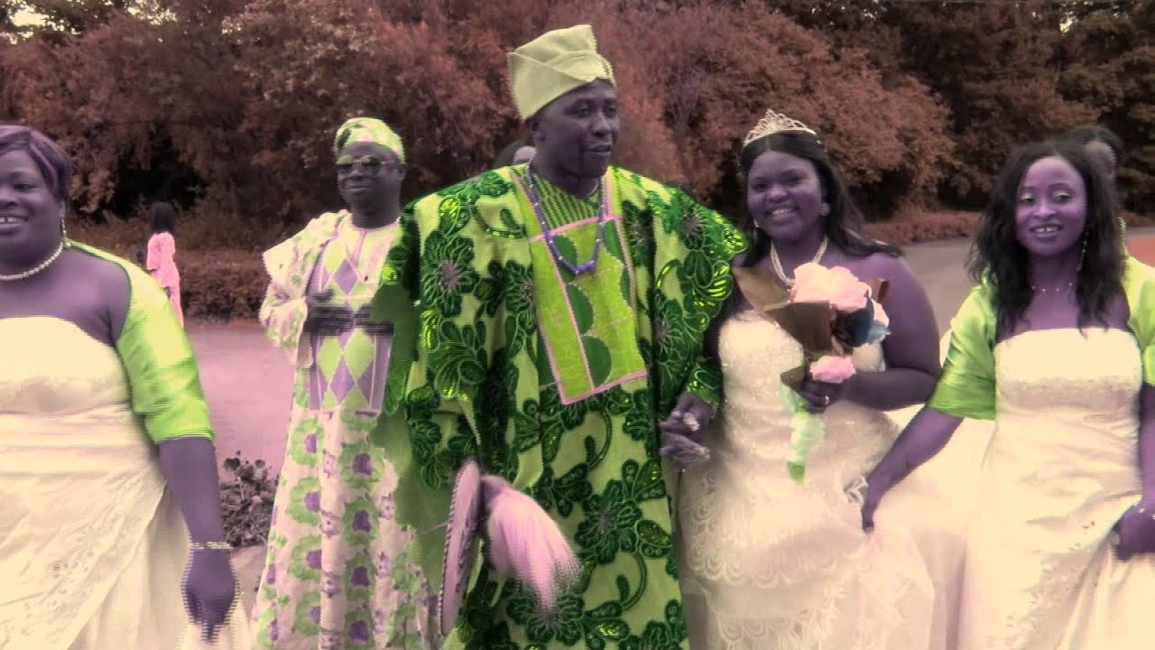 Sierra Leone Wedding In BelgiumAlhaji Mambo 2