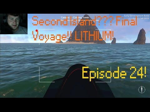 SECOND ISLAND?? Resources + Final VOYAGE! Episode 24!