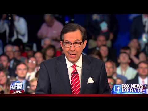 Fox News HD: 1st Republican Presidential Debate (8.6.2015)