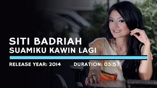 Cover images Siti Badriah - Suamiku Kawin Lagi (Lyric)