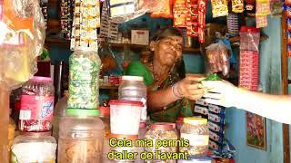 Jayama est une cliente de Ujjivan, une institution de microfinance soutenue par BNP Paribas.