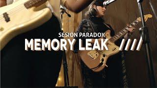 Memory Leak - Gravedad/Graduate Into Nothing I Sesión Paradox