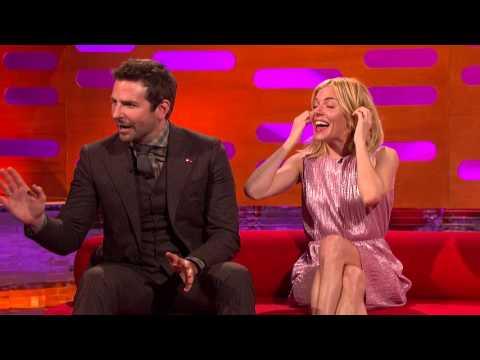 Bradley Cooper & Sienna Miller explore