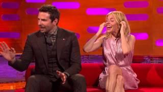 "Bradley Cooper & Sienna Miller explore ""Nutscaping"" - The Graham Norton Show: Episode 6 - BBC"