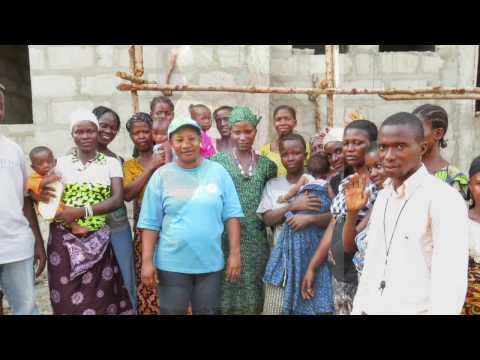"""""""I will serve as a soldier for my community""""-CHWs of Sierra Leone"""