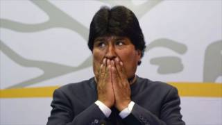 Rio SIlala de Bolivia desviado