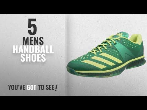 top-10-mens-handball-shoes-[2018]:-adidas-men's-counterblast-handball-shoes,-green-(bold