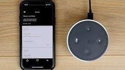 Amazon Echo (Alexa) als Radiowecker mit Musik nutzen! - Ohne zusätzlichen Skill! (Dot, Show & Spot)