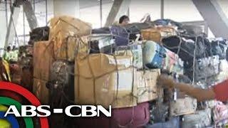 Bandila Kontrata ng MIASCOR kinansela dahil sa ninakaw na bagahe ng OFW
