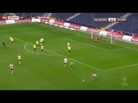 Marcel Sabitzer | Austrian CR7 | Goals & Skills | 2015