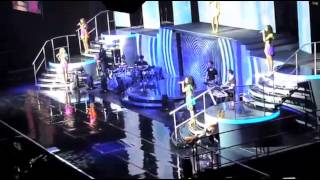 The Saturdays - All Fired Up Tour - Show Completo