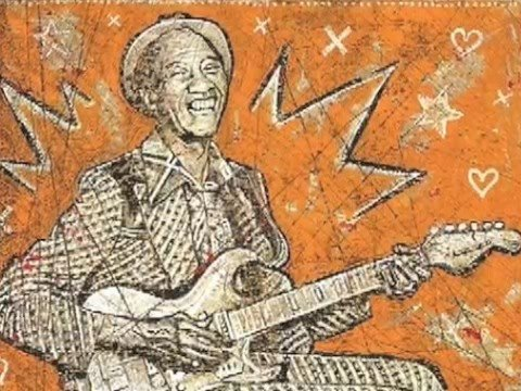 Hound Dog Taylor - It Hurts Me To