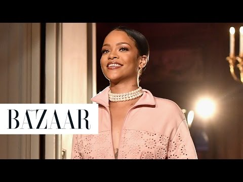 Rihanna's Marie Antoinette-Inspired Fashion Line is a Sight to Behold