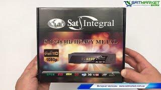 Sat-Integral S-1248 HD прошивка, налаштування, тест IPTV