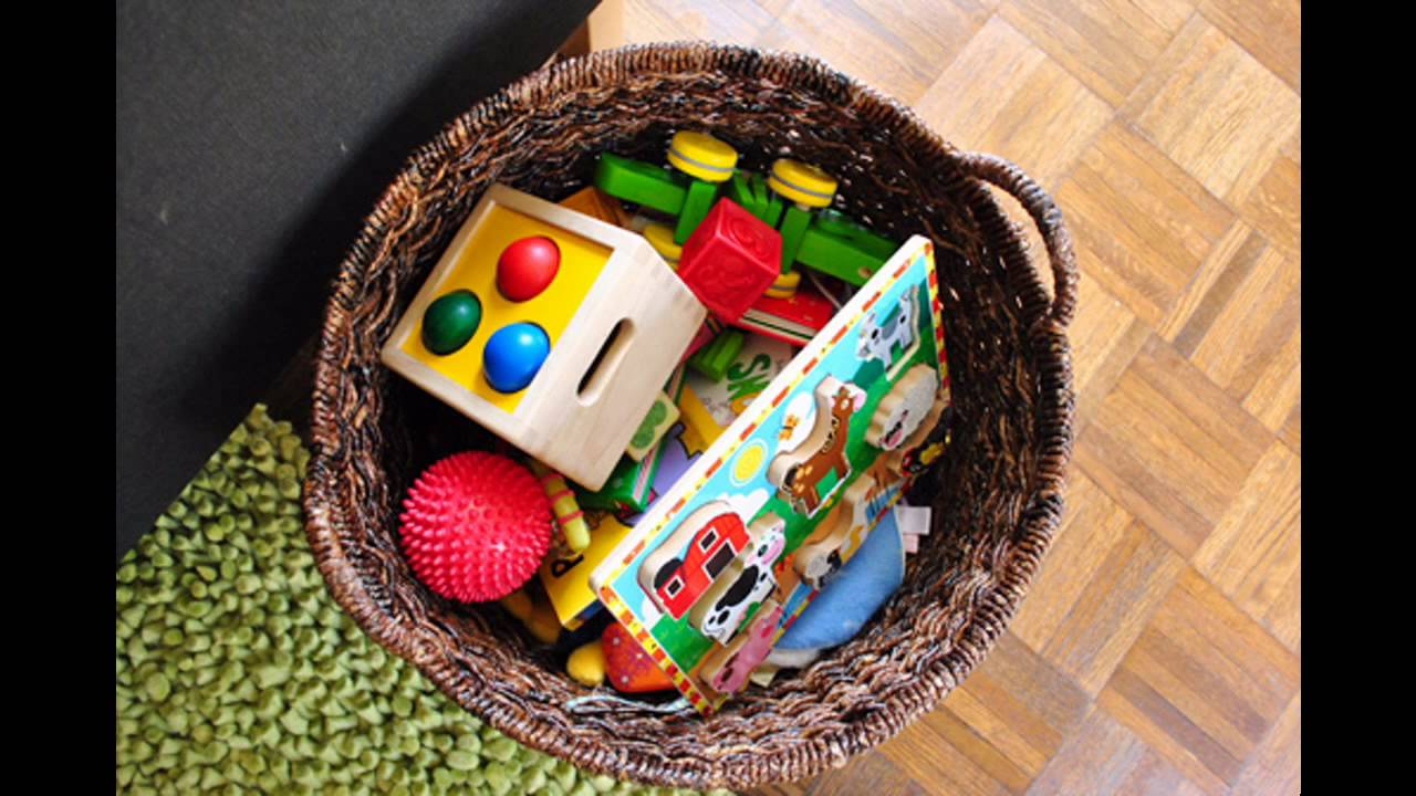 Creative toy storage ideas living room youtube - Ideas for storing toys in living room ...