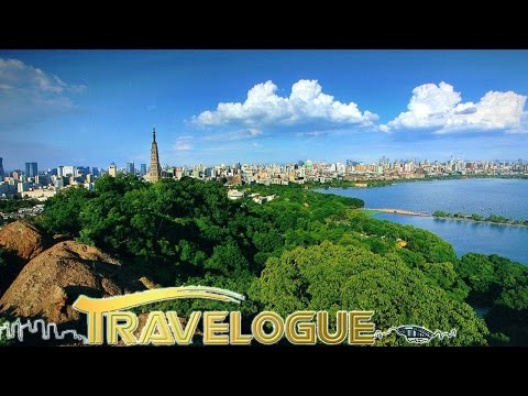 Travelogue— Hangzhou: Through the Eyes of Expats 1 10/29/2016 | CCTV
