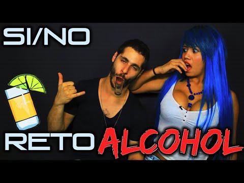 ► Reto del Alcohol SI / NO | Ponte un Pedo | Mujer Luna Bella