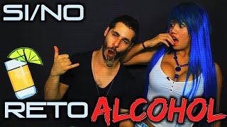 ► Reto Alcohol SI / NO | Ponte un Pedo | Mujer Luna Bella