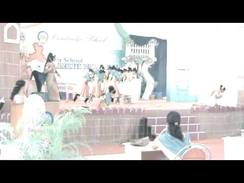 Winning Dance by Cambridge School Mangalore at an Inter-School Patriotic Dance Competition Travel Video
