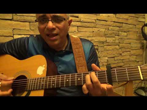Kabhi Kabhi Aditi (M: ARR, Jaane Tu Jaane Naa) Easy Capo Version Guitar Chords Lesson By Suresh