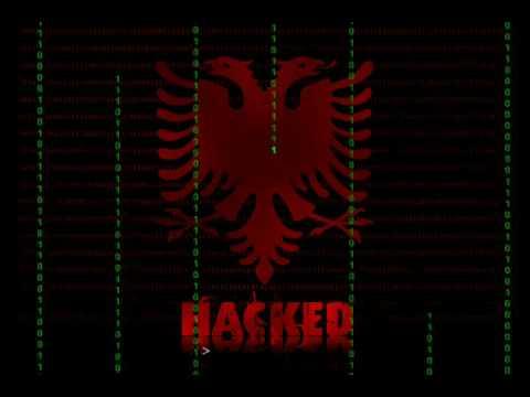 Kosovo hackers hacked a china website